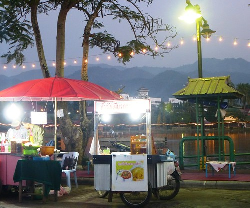 TH-Mae Hong Son-Marche de nuit (3)