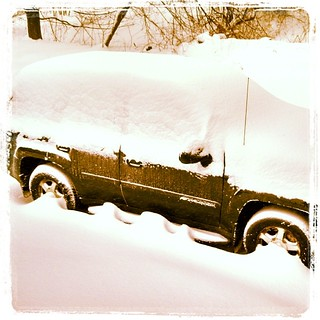Let it snow, Let it snow, Let it #snow #winterwonderland #chevy