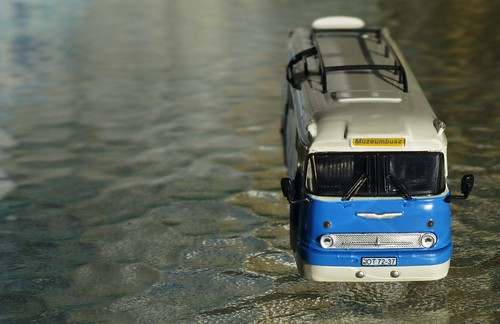 """""""Autobuses del Mundo"""" No. 13 Ikarus 55 (Hungrí)"""