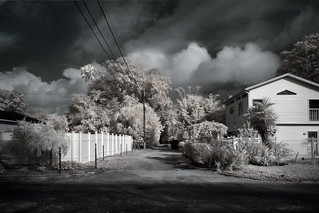 A Sliver of Quietude (Infrared)