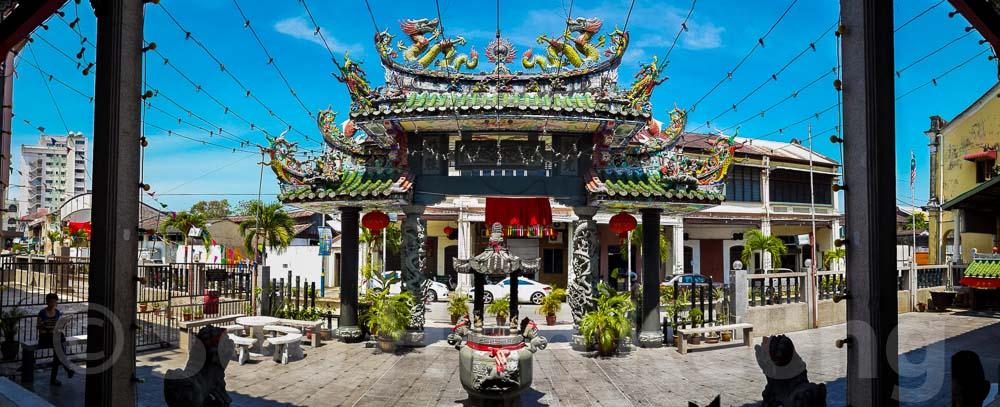 Thean Hou Temple @ Penang, Malaysia