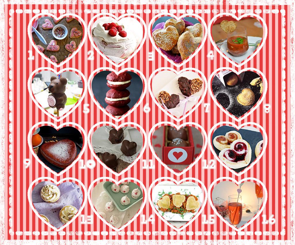 die zwergenprinzessin schaut in die töpfe der österreichischen foodblogger: valentinstag!