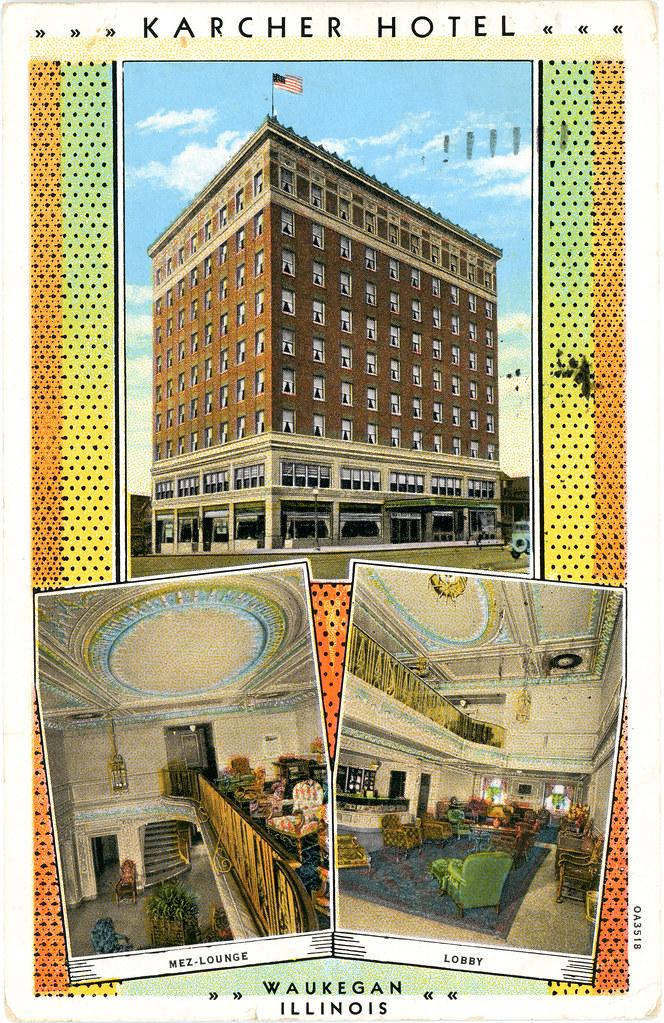 Postcard; 1930s