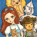 the wizard of oz by lemonshortbread