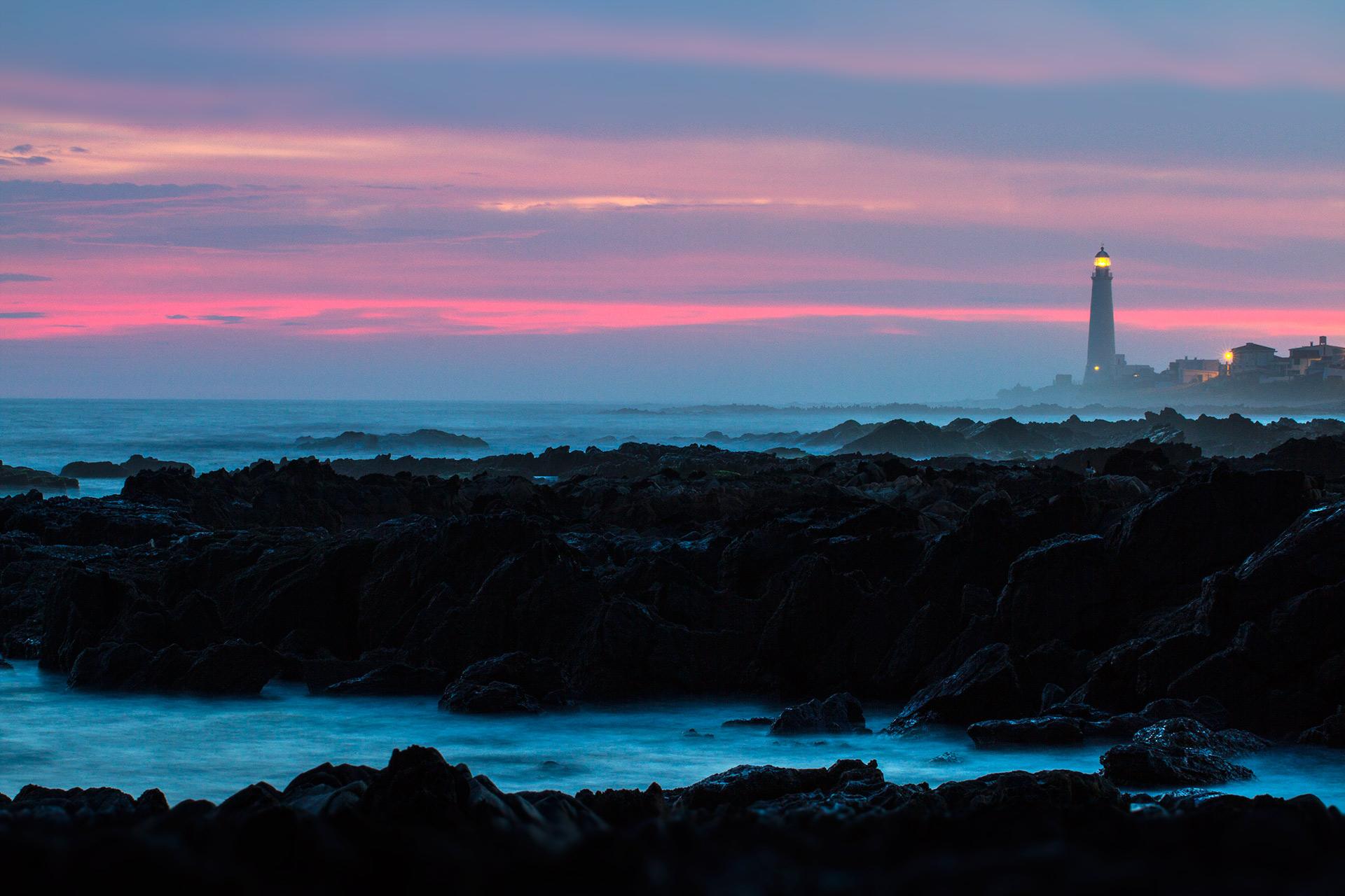 Faro Rocha, Uruguay