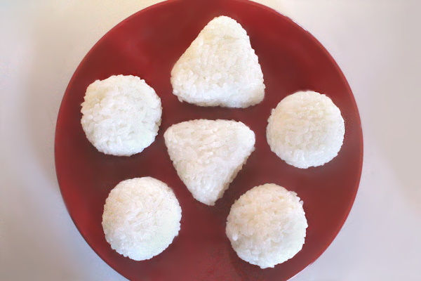 2-14 Rice balls