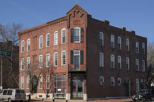 Building in Soulard