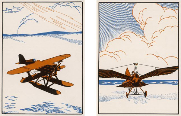 Vintage war era illustrations by Edward Shenton | Emma Lamb