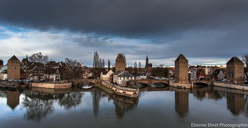 Ponts Couverts, Strasbourg, France