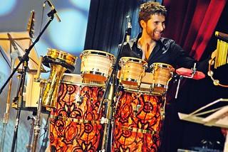 Noicattaro. Il nojano percussionista Michele Ciavarella