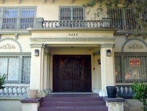 29c - Russell Residence - 2263 S Hobart Blvd - Official Address (E)