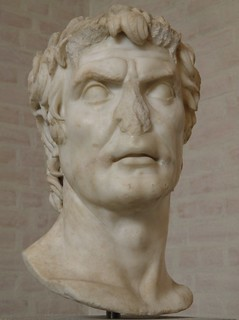 So-called bust of Sulla, Augustan copy of an original of the late 2nd century B.C., Glyptothek, Munich