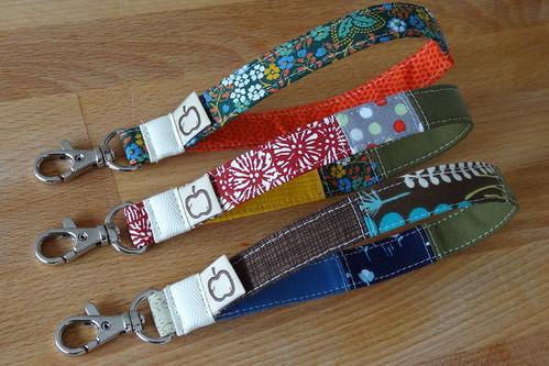Wrist strap, key fob
