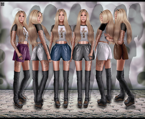 Spirit Store - Denya shorts