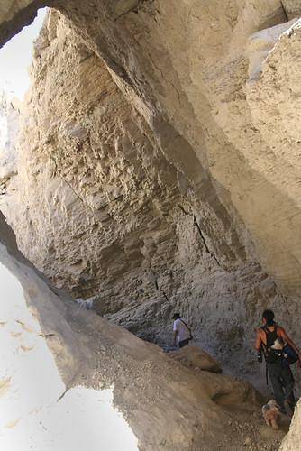 Arroyo Tapiado Mud Caves