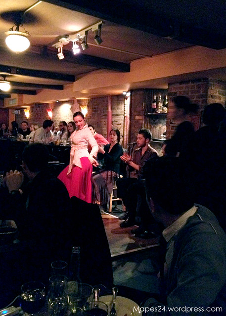 Nai Tapas Flamenco