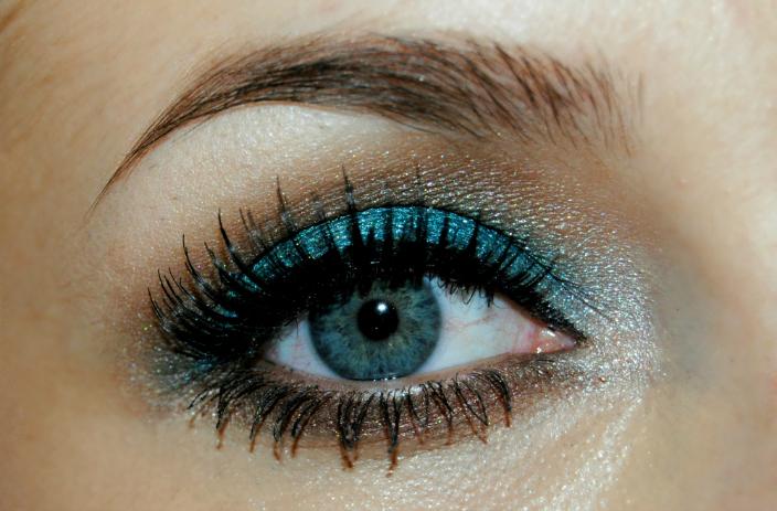 Esmerald Makeup 2
