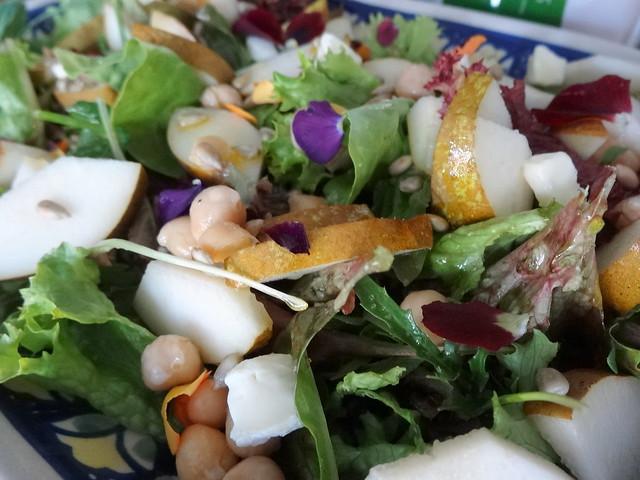 Mish-mash salad