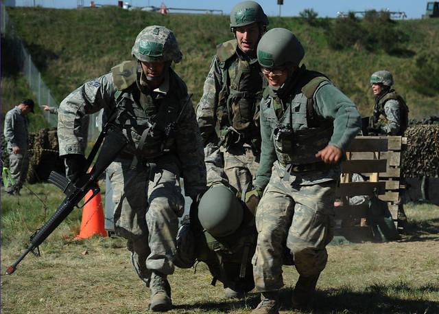 606th ACS Airmen complete combat exercise