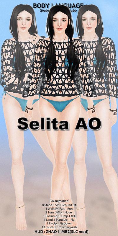 Selita AO set