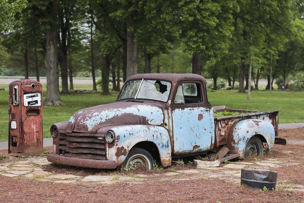 Truck Planter 2