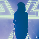 Lauren Mayberry by Chad Kamenshine