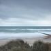 Solent beach by milouvision