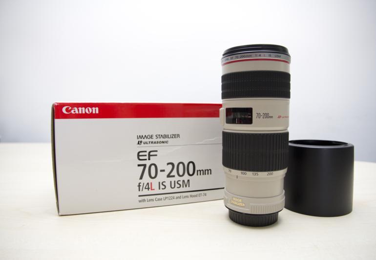 Canon 70-200 4l usm отзывы