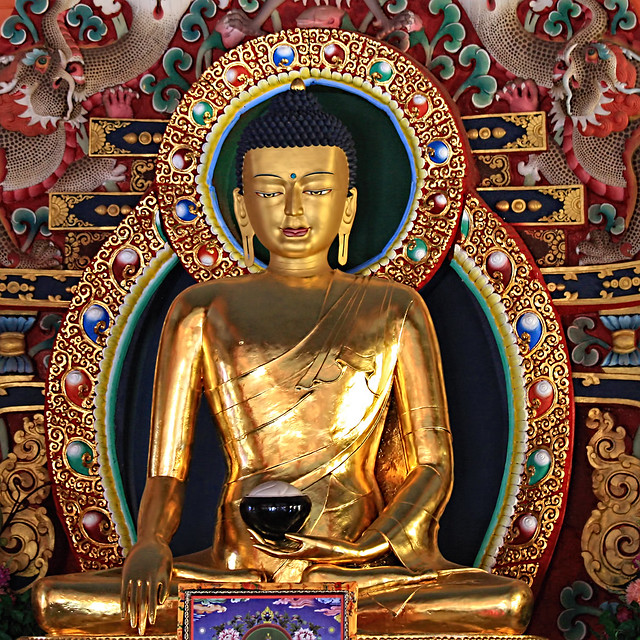 """Buddha,"