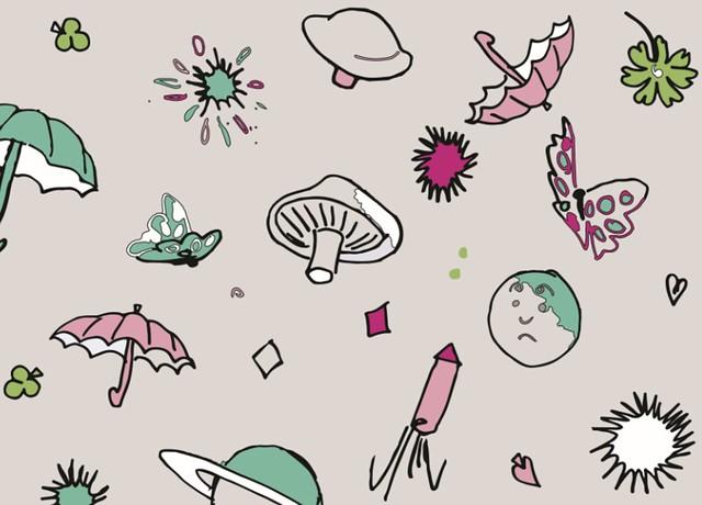 Slumberland Fabric Design