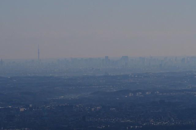 東京スカイツリー〜東京タワー