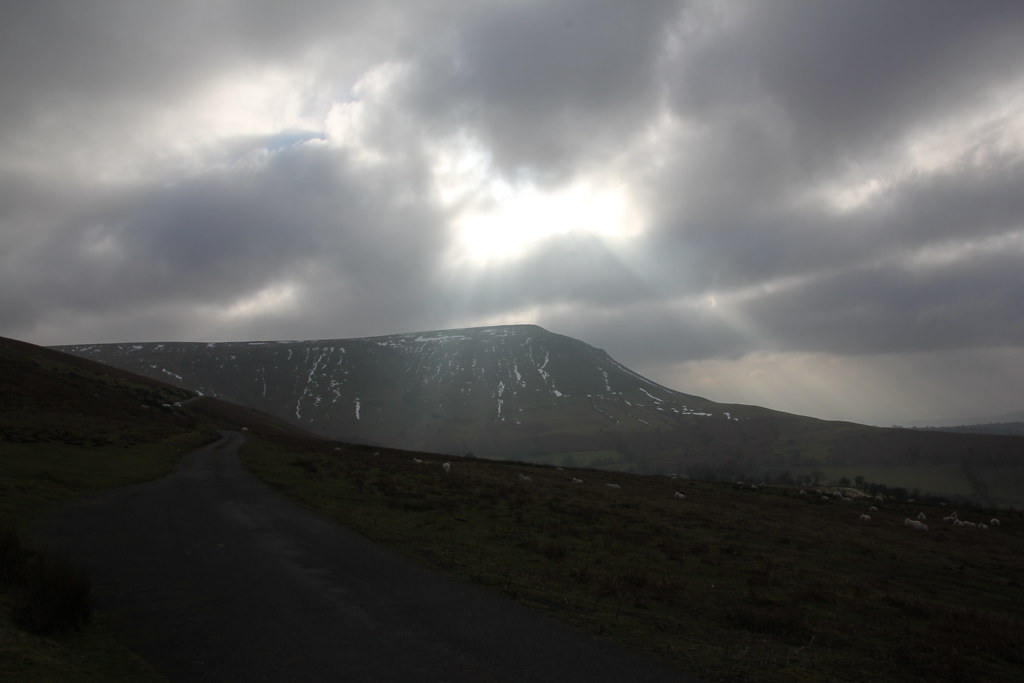 hay bluff, twmpa, lord herefords knob, gospel pass, black mountains