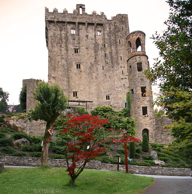 Blarney Castle by CC user tomsaint on Flickr