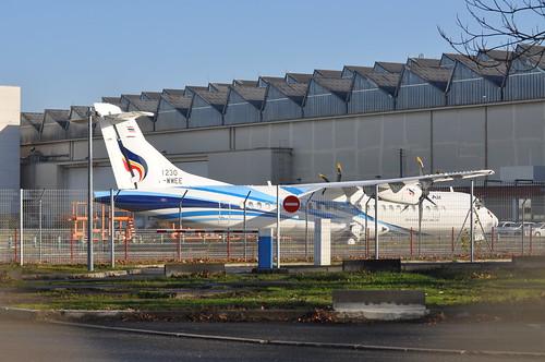 F-WWEE / HS-PZB ATR 72-600 msn 1230 Bangkok Airways