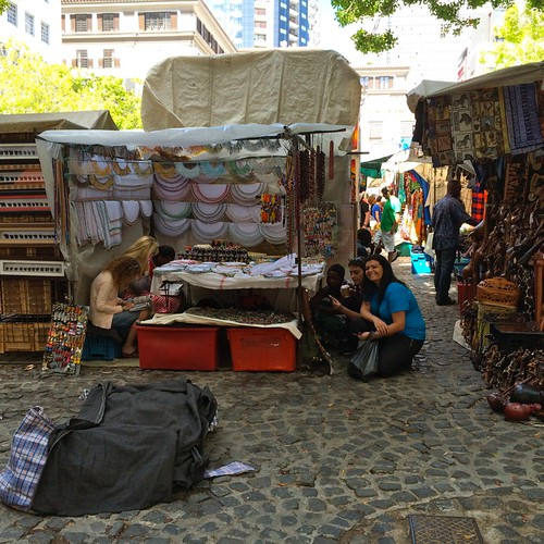 Greenmarket Square Cape Town South Africa