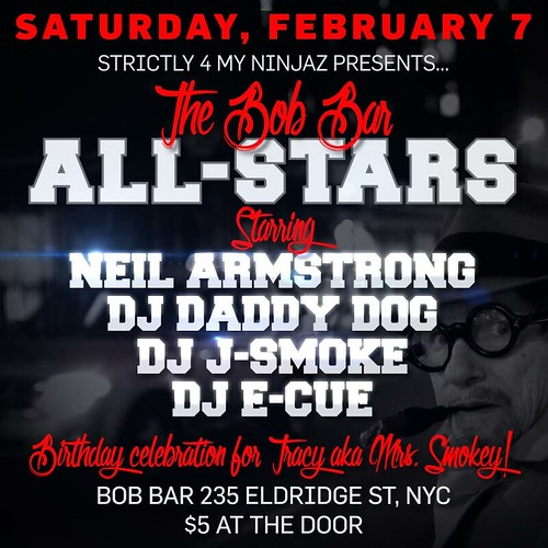 The Bob Bar All Star Reunion