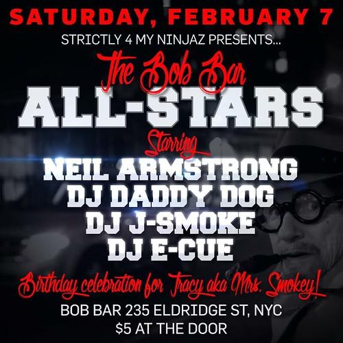 The Bob Bar All Star Reunion