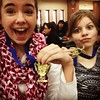 Way to go @rayray0922 and Ashley--1st place at UIL academics in Humorous Duet!