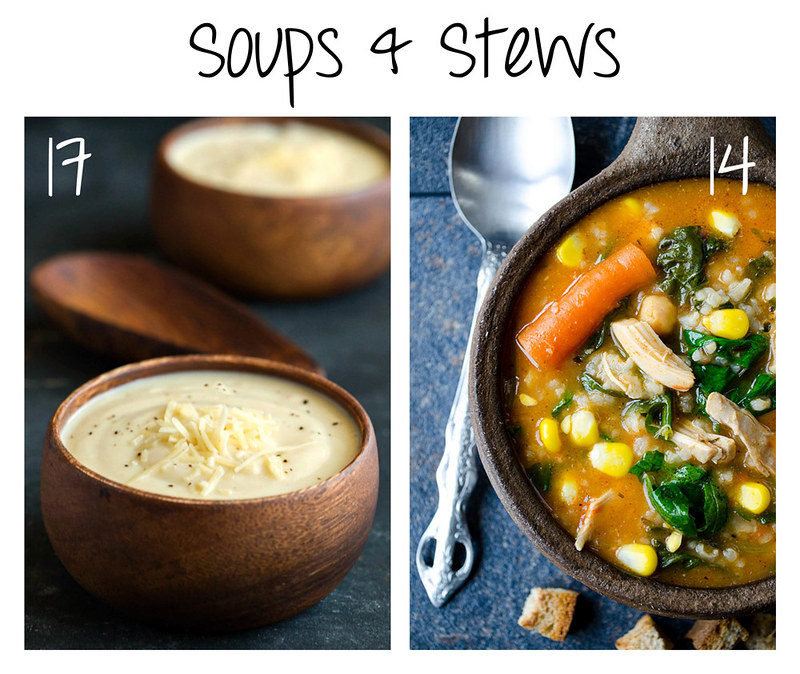 Gluten Free Comfort Food Recipes for Soups, Stews and More!