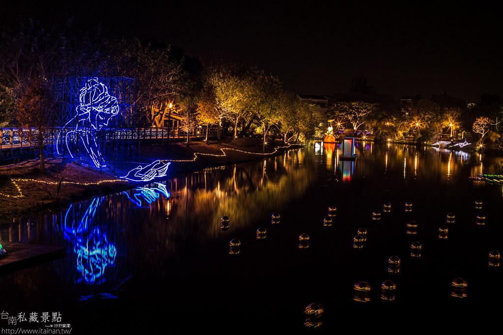 台南私藏景點-2015 月津港燈節 (15)