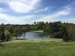 Claremont Landscape Gardens, Esher, Surrey