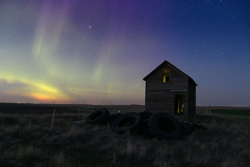 Prairie Night