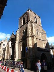 Cambridge - St Michael's Church (Michaelhouse)