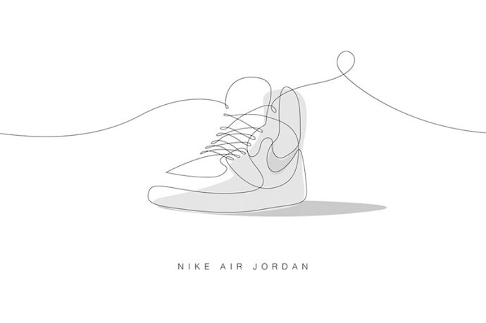 Sneaker Painting-Drawing Artwork Culture(2)