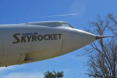 'Skyrockets in Flight' (Douglas D-558-2 Skyrocket [NACA 145 / 37975])