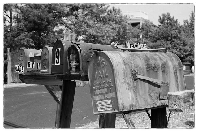 McCabe's Mailbox - Bethany Beach, DE