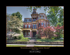 Chancellor-Burwell-Lowe House
