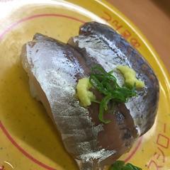MOHIKAN FAMILY'S/モヒカンファミリーズ | 腹が減ってきたと、気がつけば寿司でしたw