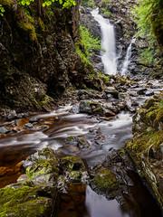 Corrimony Falls