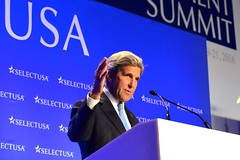 Secretary Kerry Delivers Remarks at the SelectUSA Investment Summit in Washington
